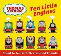 Thomas & Friends: Ten Little Engines by Rev W Awdry