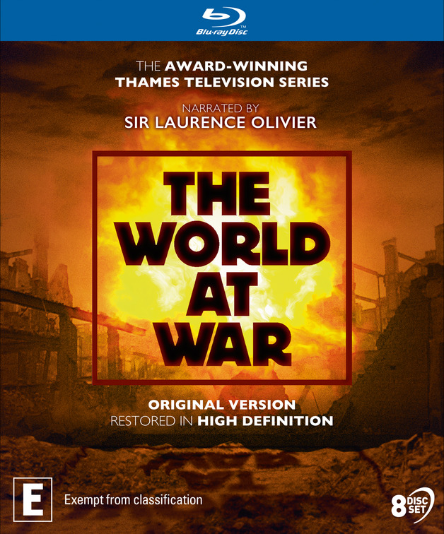 The World At War on Blu-ray
