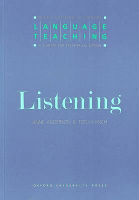 Listening by Tony Lynch image