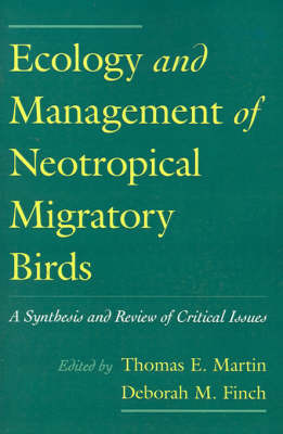 Ecology and Management of Neotropical Migratory Birds image