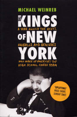 The Kings Of New York by Michael Weinreb image