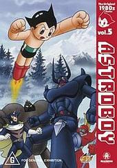 Astro Boy (Original) - Volume 5 on DVD