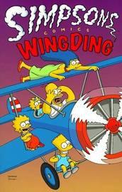 Simpsons Comics Wingding by Matt Groening