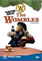 The Wombles -  Vol. 2 on DVD