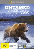 National Geographic: Untamed Americas DVD
