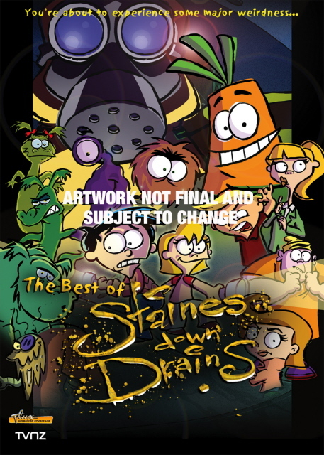 The Best Of The Staines Down Drains on DVD