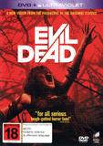 Evil Dead (DVD/Ultraviolet) DVD