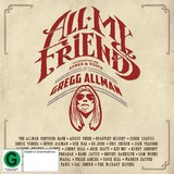 All My Friends: Celebrating The Songs & Voice Of Gregg Allman (2CD/Blu-ray) by Gregg Allman