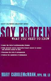 Soy Protein by Mary Carol McMann image