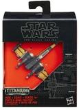 Star Wars: The Black Series Titanium Series Poe Dameron's X-Wing