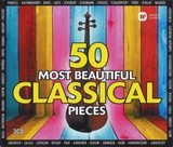 50 Most Beautiful Classical Pieces (3CD) by Various Artists