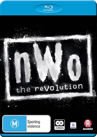 WWE: NWO: The Revolution on Blu-ray