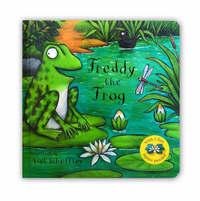 Freddy the Frog Jigsaw Book image