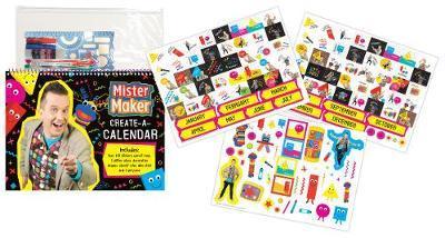 Create-A-Calendar Mister Maker
