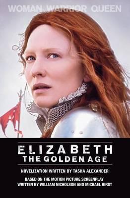 Elizabeth the Golden Age by Tasha Alexander image