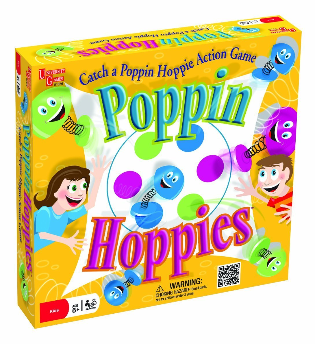 Poppin Hoppies - Board Game image