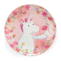 Jellycat Unicorn Dreams Melamine Plate