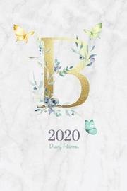 2020 Diary Planner by Elizabeth Riley