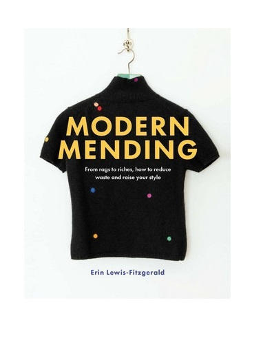 Modern Mending by Erin Lewis-Fitzgerald