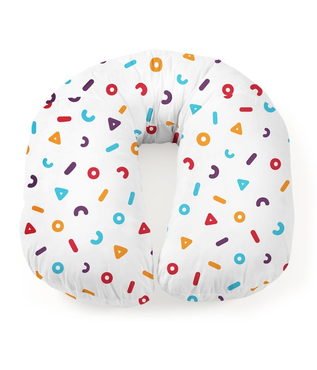 Rabitat: Motherhood Pregnancy Pillow+Feeding Pillow - Memphis
