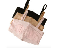 Haakaa: Hands-Free Breast Pump Bra - Size M - (Black)