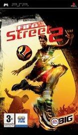 FIFA Street 2 for PSP