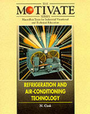 Refrigeration and Air-conditioning Technology by Norman Cook image