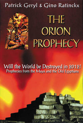 Orion Prophecy by Patrick Geryl image
