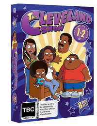 The Cleveland Show - Seasons 1&2 on DVD