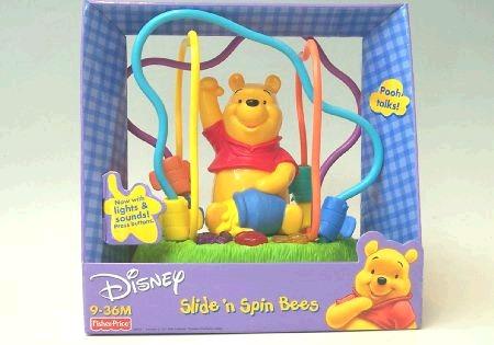 Winnie the Pooh Slide N Spin Bees