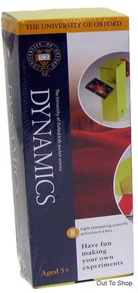 Dynamics Pocket Science
