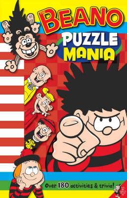 Beano Bumper Quiz Book