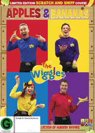 The Wiggles: Apples and Bananas DVD