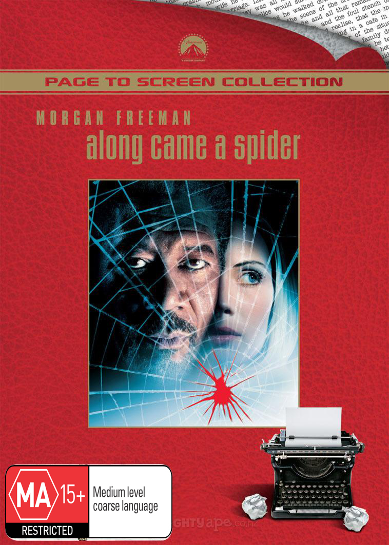 Along Came A Spider on DVD image