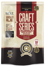Mangrove Jack's: Craft Series - Choc Brown Ale Pouch (2.2kg)