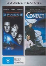 Sphere / Contact - Double Feature (2 Disc Set) on DVD