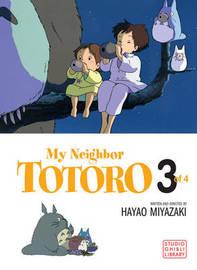 My Neighbor Totoro, Vol. 3 by Hayao Miyazaki