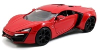 Jada: 1/24 Dom's Lykan Hypersport - Diecast Model