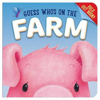 Guess Who Fold Out Large Farm image