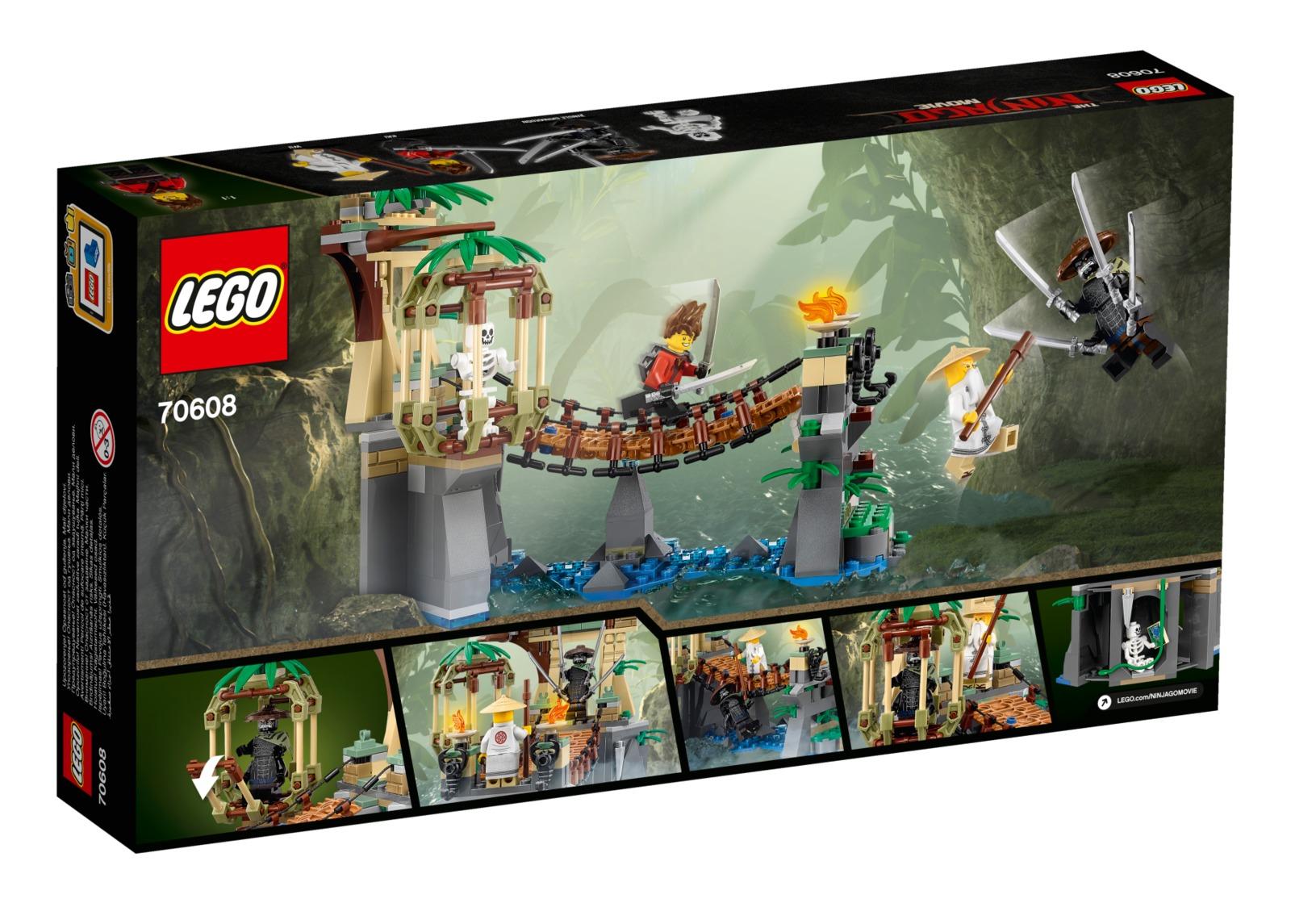 70608 minifigs-Ninjago-gen047-ossatura LEGO ®