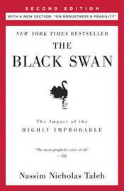 The Black Swan: Second Edition by Nassim Nicholas Taleb