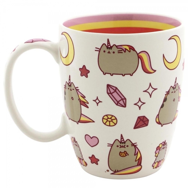 Pusheen the Cat Mug - Magical image
