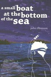 A Small Boat at the Bottom of the Sea by John G. Thomson