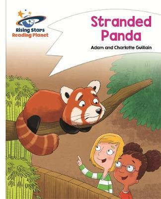 Reading Planet - Stranded Panda - White: Comet Street Kids by Adam Guillain image