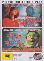 Red Riding Hood (2004) / Wind In The Willows (1996) - 2 Movie Collector's Pack (2 Disc Set) on DVD