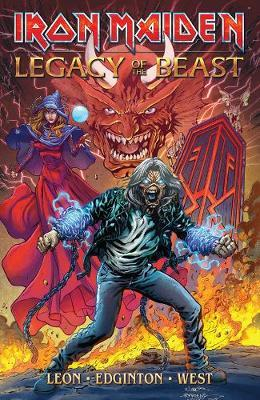 Iron Maiden Legacy of the Beast Volume 1 by Llexi Leon