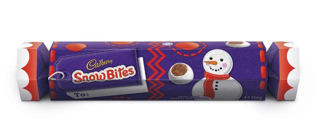 Cadbury Snowbites Bon Bons (126g)