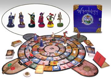 Wizardology Board Game image