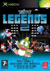 Taito Legends 2 for Xbox