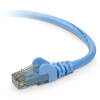 Belkin-Cat6 Patch Cable Snagless - 0.5m (Blue) image